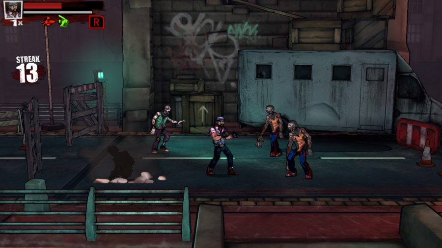 Bloody Zombies Review - Screenshot 5 of 5