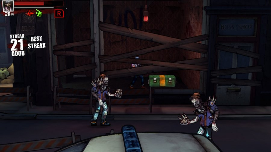 Bloody Zombies Review - Screenshot 3 of 5