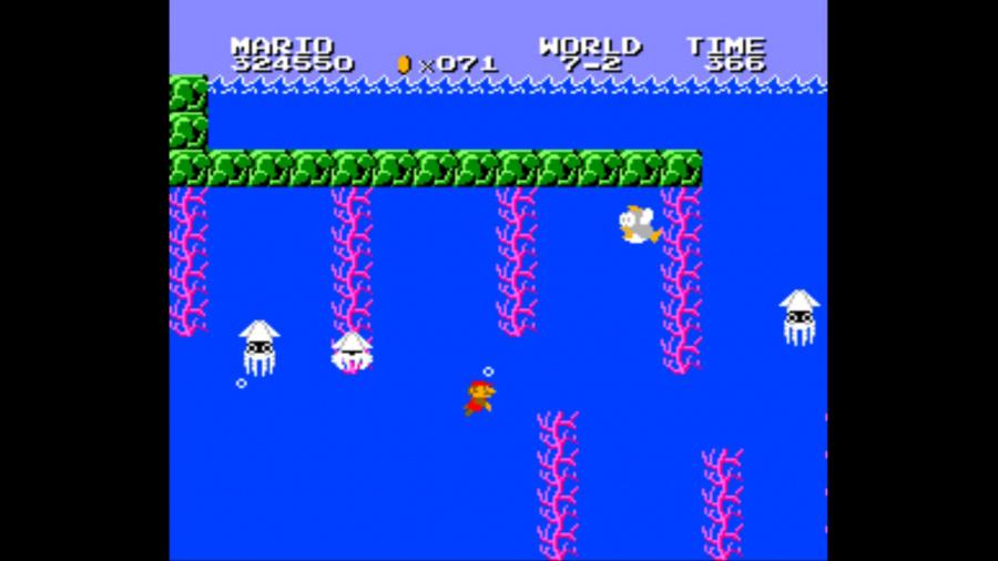 Arcade Archives VS. Super Mario Bros. Review - Screenshot 1 of 4