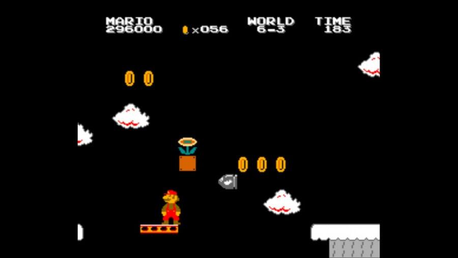 Arcade Archives VS. Super Mario Bros. Review - Screenshot 2 of 4
