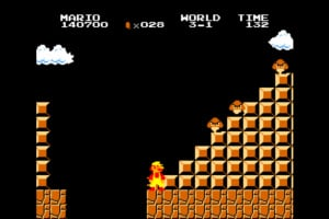 Arcade Archives VS. Super Mario Bros. Screenshot