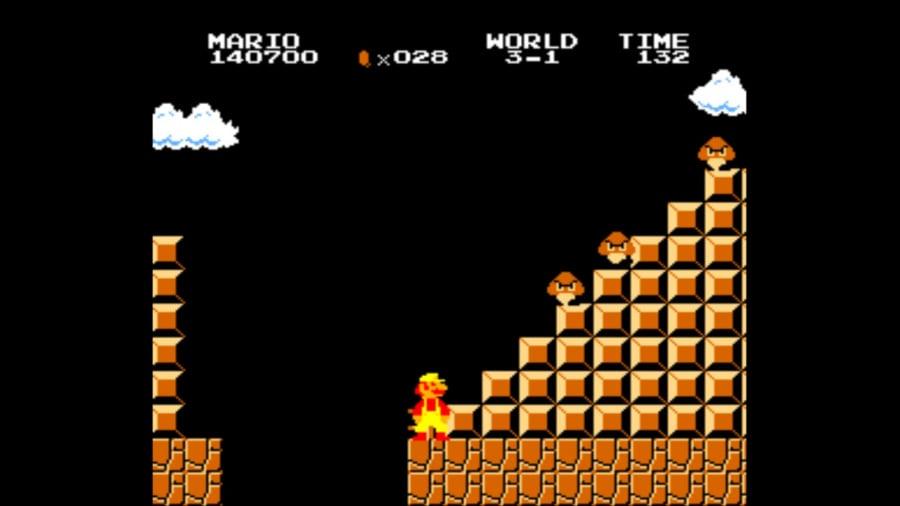 Arcade Archives VS. Super Mario Bros. Review - Screenshot 4 of 4