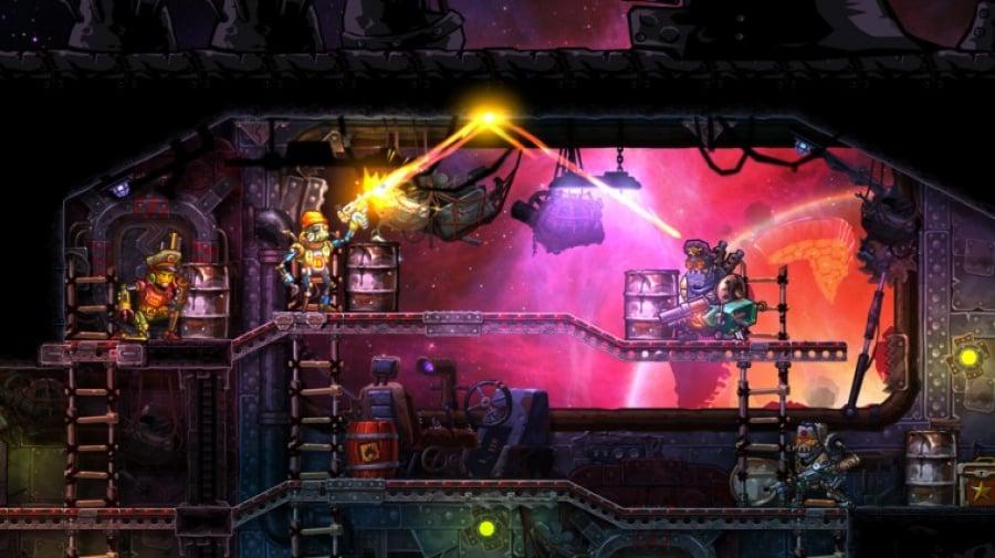 SteamWorld Heist: Ultimate Edition Review - Screenshot 1 of 4