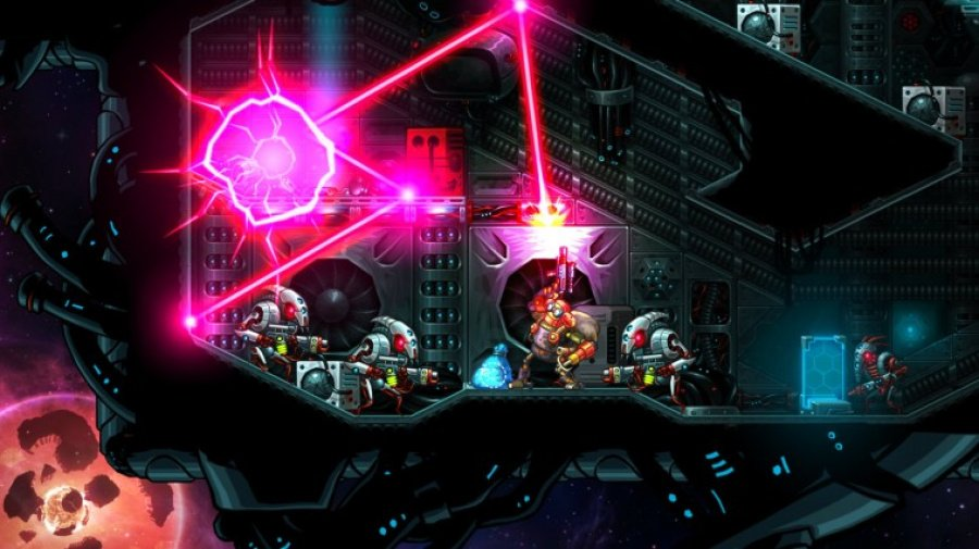 SteamWorld Heist: Ultimate Edition Review - Screenshot 2 of 4
