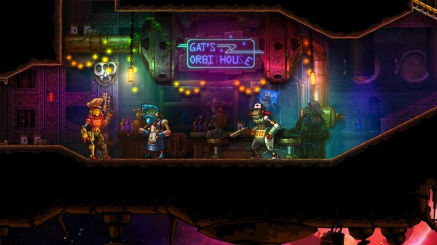SteamWorld Heist: Ultimate Edition Review - Screenshot 4 of 4