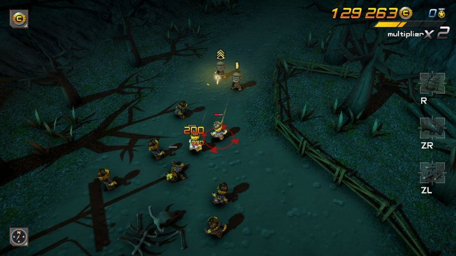 Tiny Troopers Joint Ops XL Review - Screenshot 2 of 3