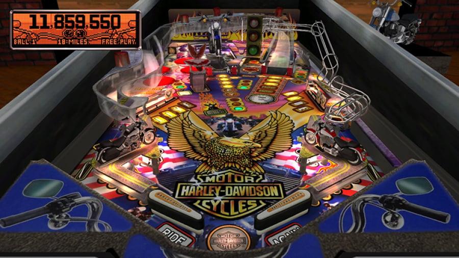 Stern Pinball Arcade Review - Screenshot 1 of 3