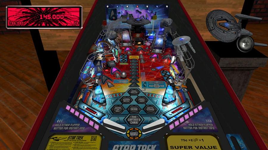 Stern Pinball Arcade Review (Switch) | Nintendo Life