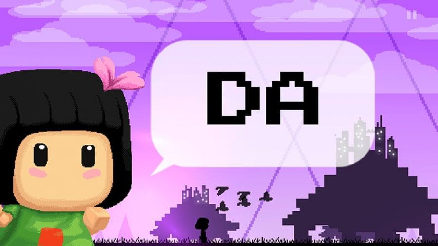 Hiragana Pixel Party Review - Screenshot 1 of 7