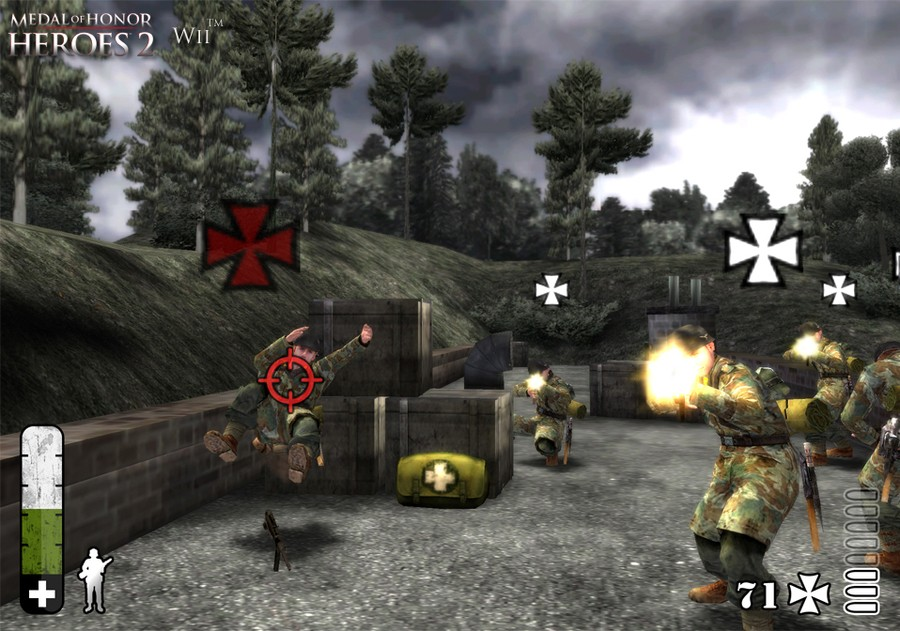 Medal of Honor: Heroes 2 Screenshot