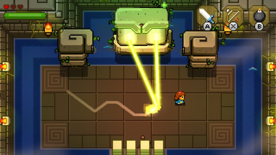 Blossom Tales: The Sleeping King Review - Screenshot 4 of 4