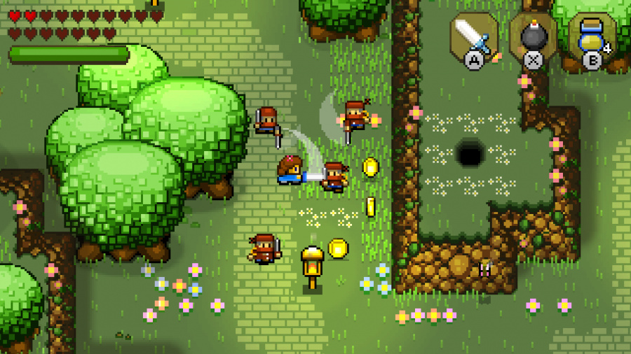Blossom Tales: The Sleeping King Review - Screenshot 2 of 4
