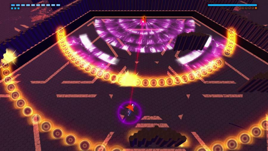 Furi Review - Screenshot 2 of 4