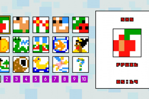 Pic-a-Pix Deluxe Screenshot