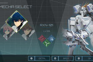 RXN -Raijin- Screenshot