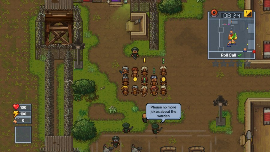 The Escapists 2 Review - Screenshot 1 of 4