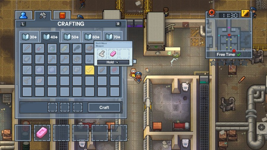 The Escapists 2 Review - Screenshot 3 of 4