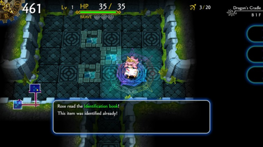 DragonFangZ - The Rose & Dungeon of Time Review - Screenshot 4 of 5