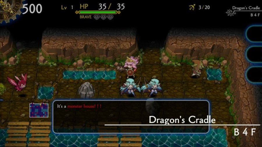 DragonFangZ - The Rose & Dungeon of Time Review - Screenshot 3 of 5