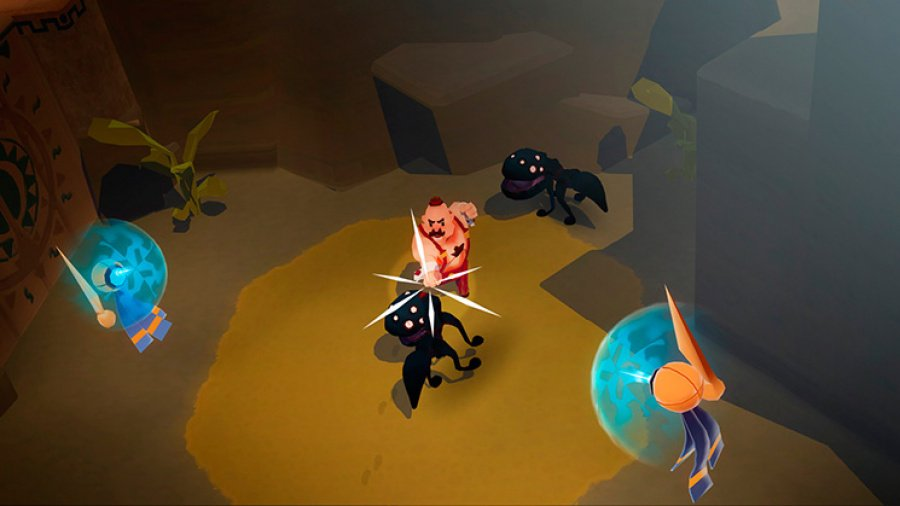 World To The West Review - Screenshot 1 of 3