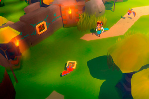 World To The West Screenshot