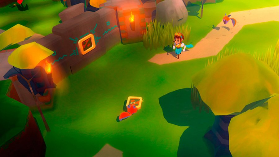 World To The West Review - Screenshot 4 of 4
