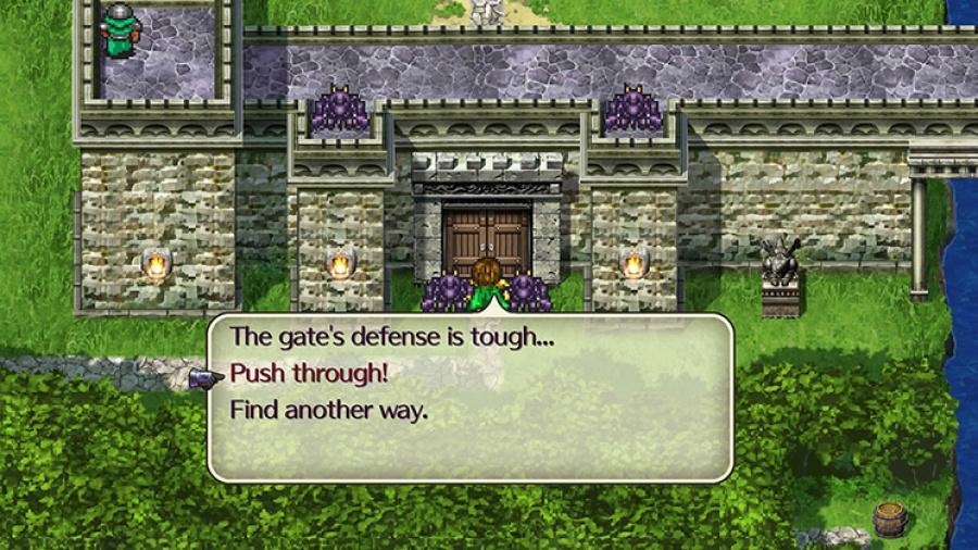 Romancing SaGa 2 Review - Screenshot 1 of 4