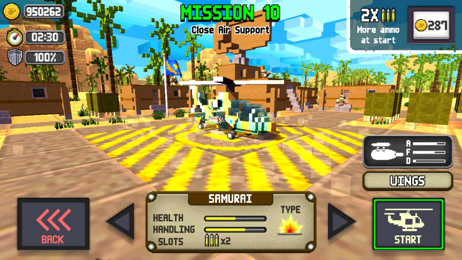 Dustoff Heli Rescue 2 Review - Screenshot 3 of 4