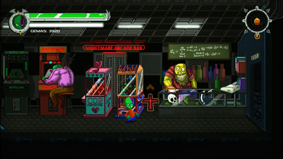 Nightmare Boy Review - Screenshot 1 of 4