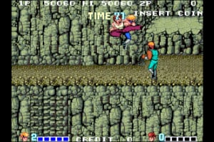Arcade Archives Double Dragon Screenshot