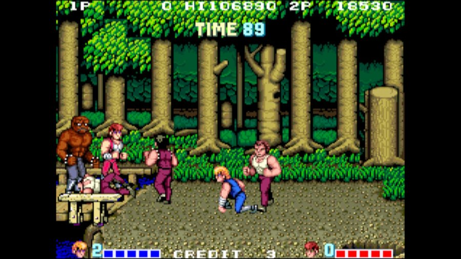 Arcade Archives Double Dragon Review - Screenshot 6 of 6