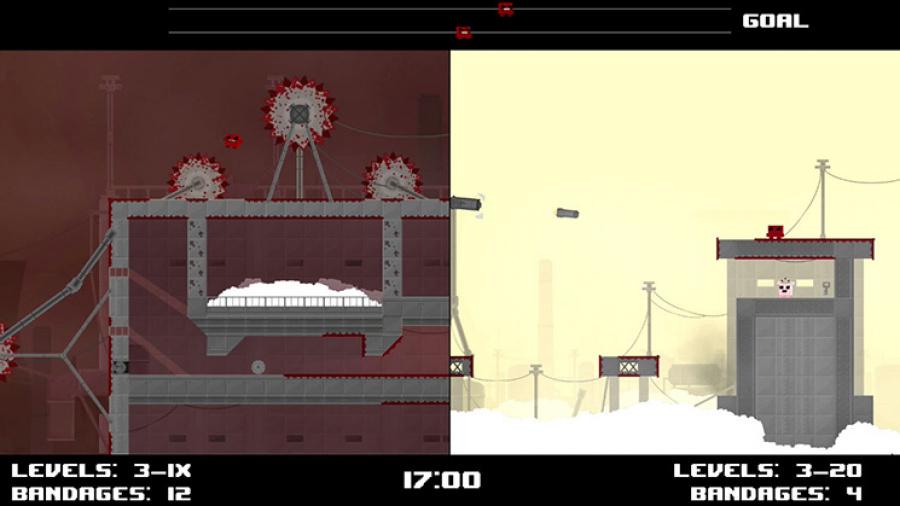 Super Meat Boy Review - Screenshot 1 of 3