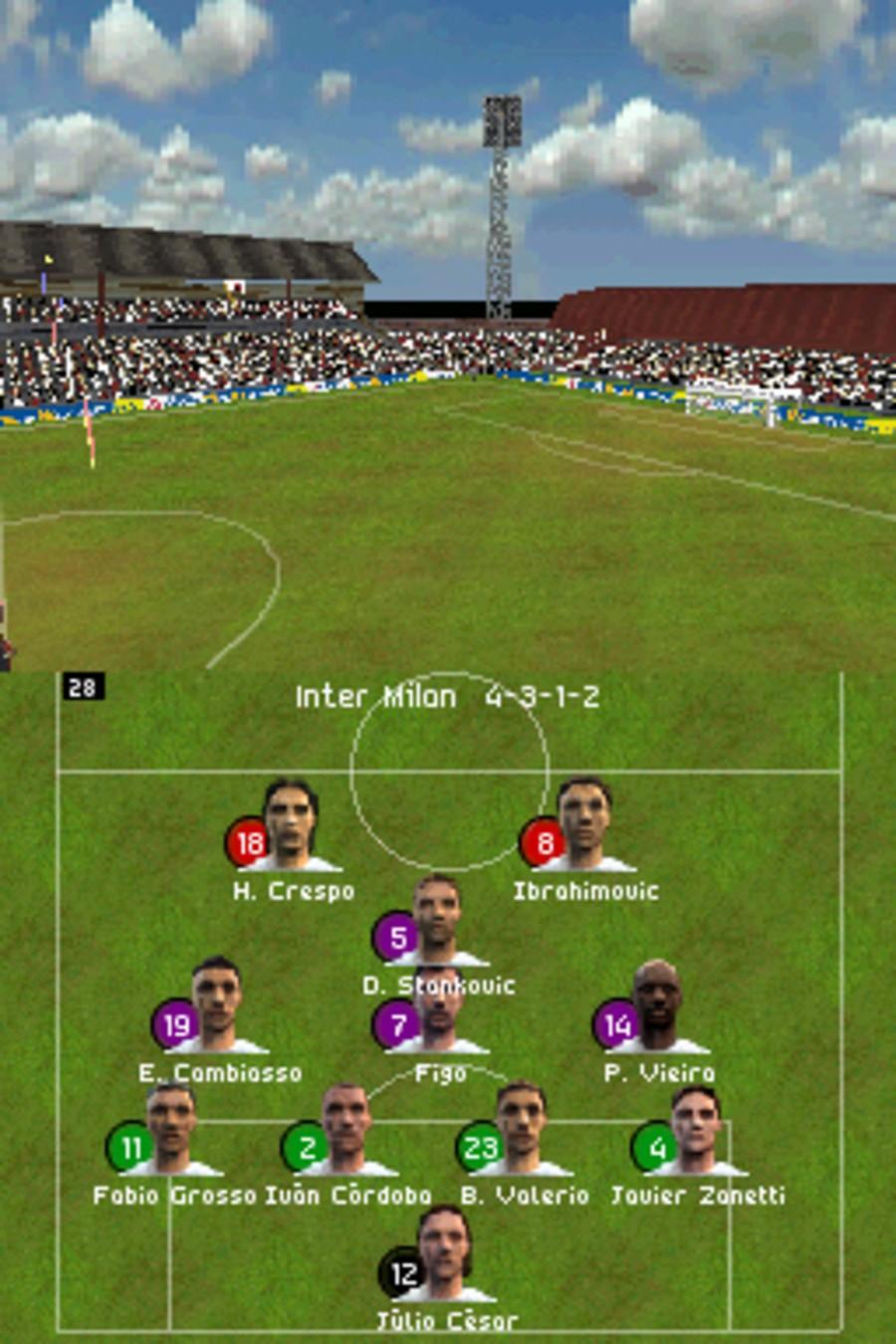 FIFA 08 Screenshot