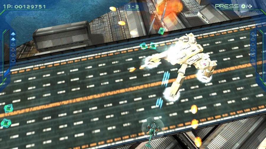 Zero Gunner 2 Review - Screenshot 4 of 4