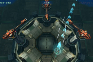 Zero Gunner 2 Screenshot