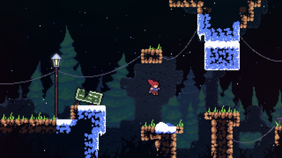 Celeste Review - Screenshot 2 of 6