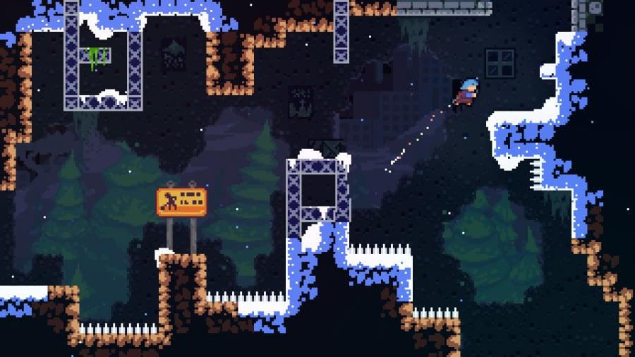 Celeste Review - Screenshot 5 of 6