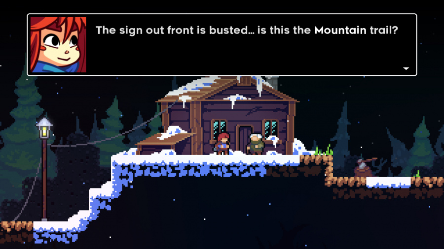 Celeste Review - Screenshot 4 of 6