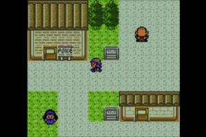 Pokémon Crystal Version Screenshot