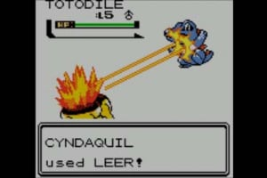 Pokémon Crystal Screenshot