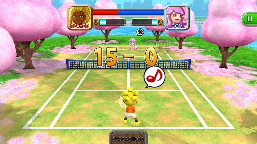 Tennis Review - Screenshot 3 of 4
