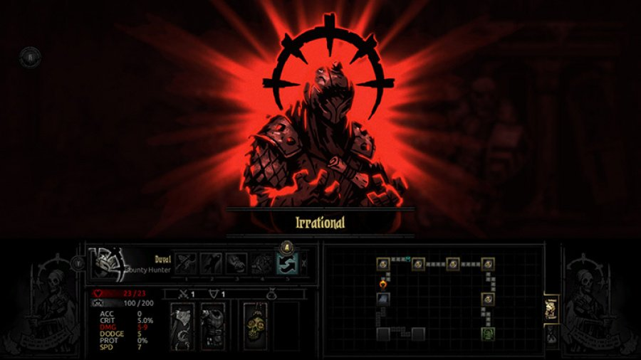 Darkest Dungeon Review - Screenshot 1 of 4