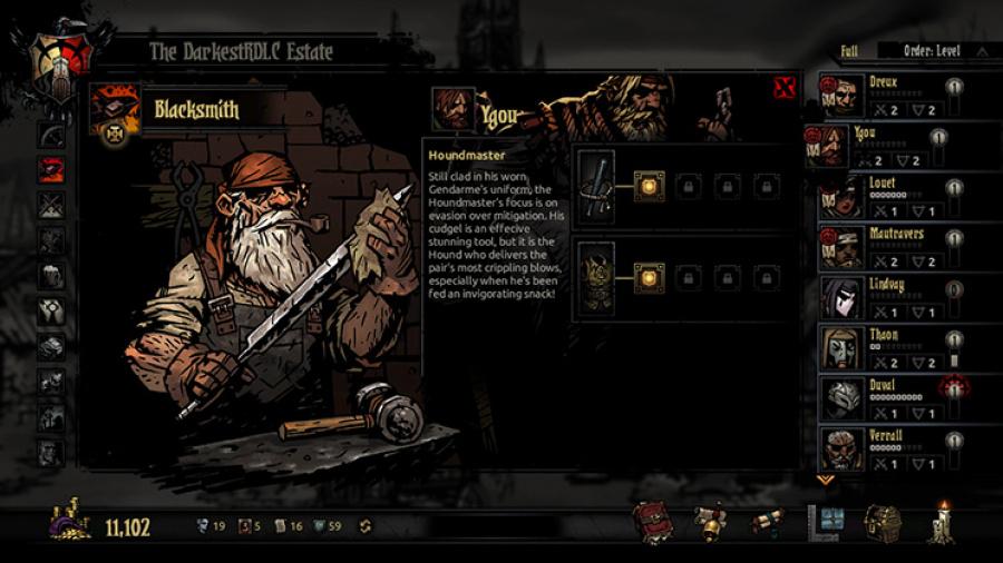 Darkest Dungeon Review - Screenshot 3 of 4