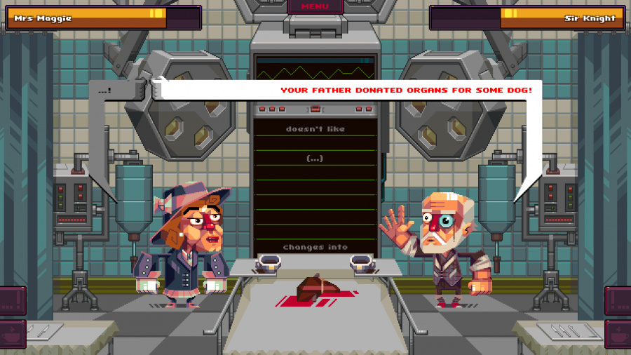 Oh...Sir! The Insult Simulator Review - Screenshot 2 of 4