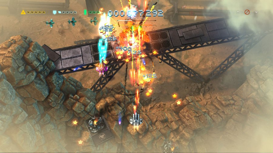 Sky Force Reloaded Review - Screenshot 4 of 6