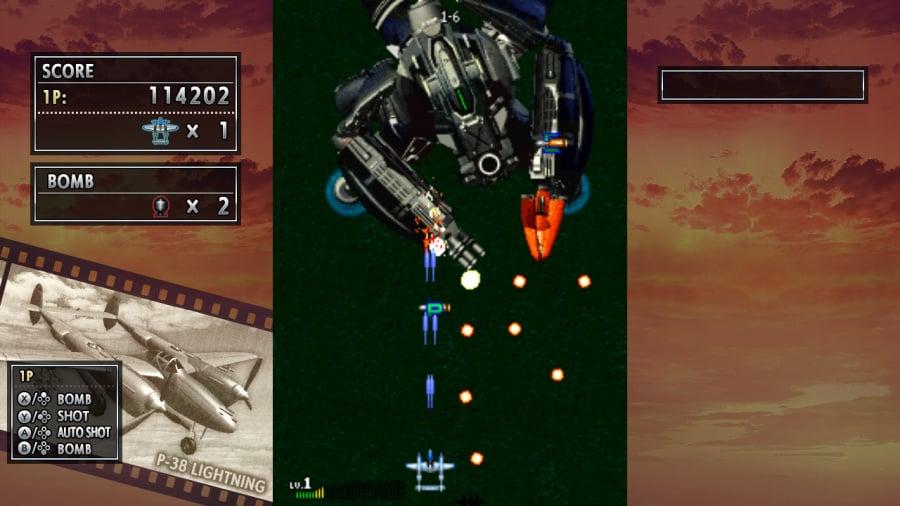 Strikers 1945 II Review - Screenshot 4 of 4