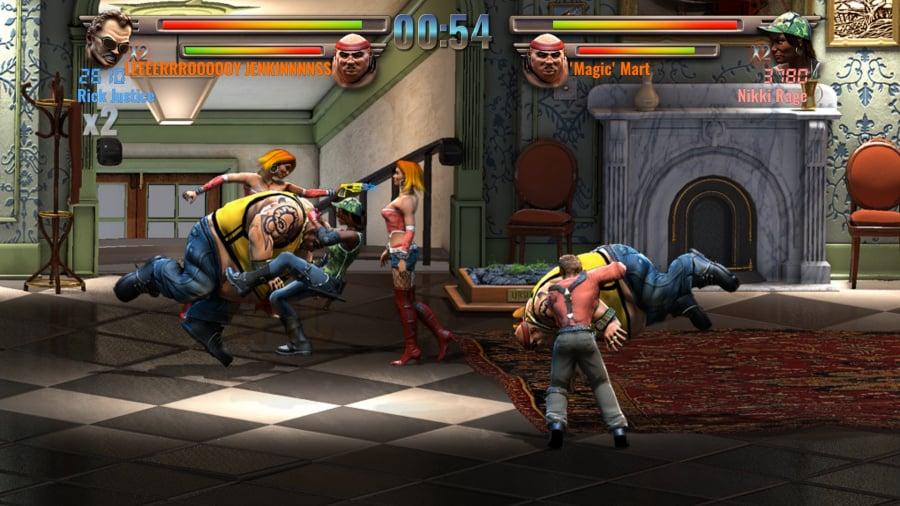 Raging Justice Review - Screenshot 7 of 7