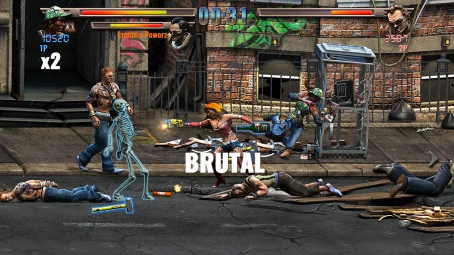 Raging Justice Review - Screenshot 1 of 6