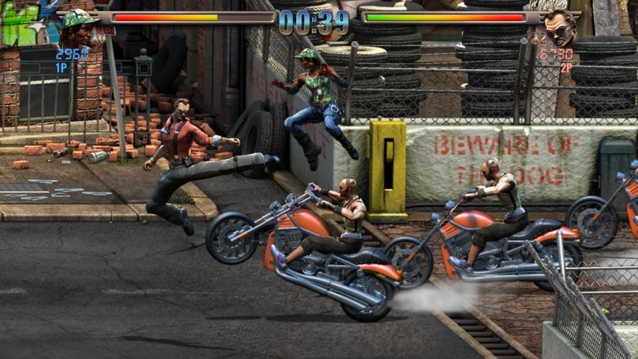 Raging Justice Review - Screenshot 4 of 7