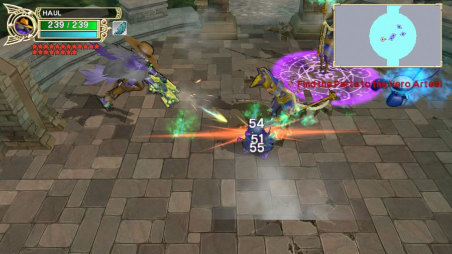 Fantasy Hero ~unsigned legacy~ Review - Screenshot 3 of 4